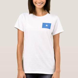 Somalia National World Flag T-Shirt
