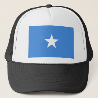 Somalia National World Flag Trucker Hat
