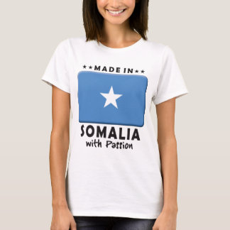 Somalia Passion T-Shirt