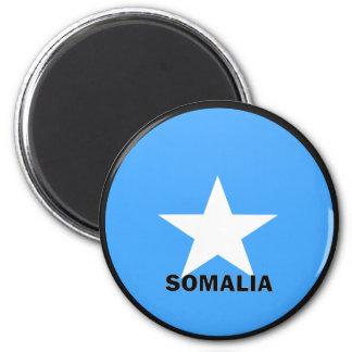 Somalia Roundel quality Flag 2 Inch Round Magnet