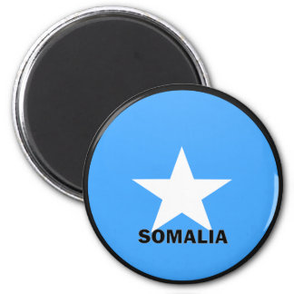 Somalia Roundel quality Flag Magnet