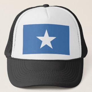 Somalian flag trucker hat