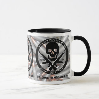 Somalian Pirates Union - Local 69 Mug