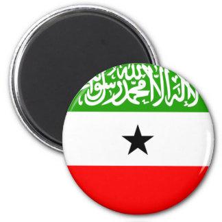 somaliland 2 inch round magnet