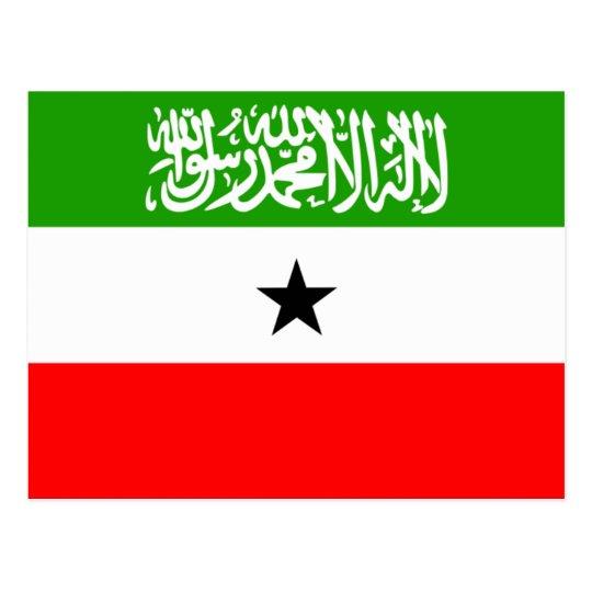 somaliland postcard