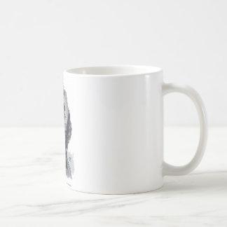 Sombrero de paja de Manila Basic White Mug