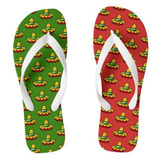 Sombrero Flip Flops