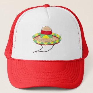 Sombrero Mexican Fiesta Hat Cinco de Mayo Red