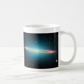 Sombrero spiral galaxy NGC 4594 Coffee Mug