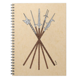 Some 16th Century Polearms Notebook