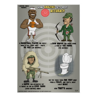 Some Amazing Facts About Accuracy Poster