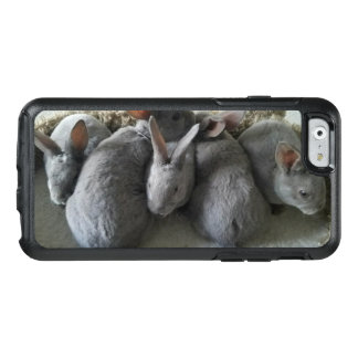 Some Bunny Backwards OtterBox iPhone 6/6s Case