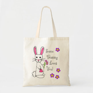 Some Bunny Loves You! TOTE
