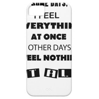 some day i fell everything at once other day, i case for the iPhone 5