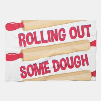 Some Dough Hand Towel
