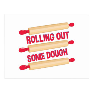 Some Dough Postcard