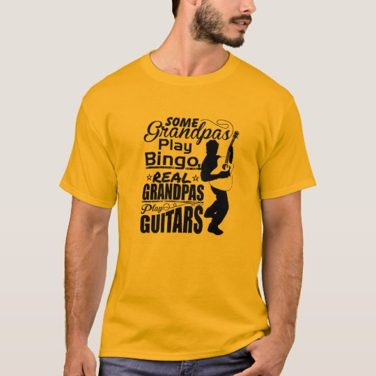 some grandpas play bingo... T-Shirt