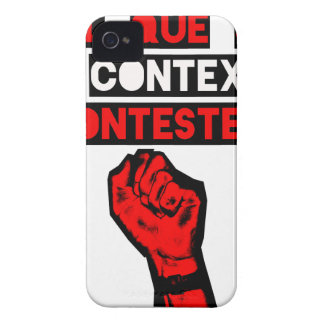 Some is the CONTEXT DISPUTES! - Word games iPhone 4 Cover