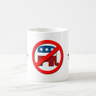 Some men are well-hung, others support the NRA Coffee Mug
