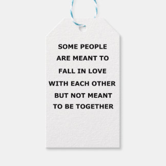 some people  are meant to fall in love with each o gift tags