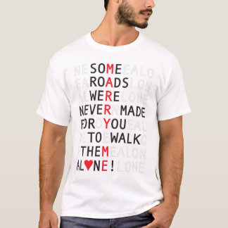 Some Road Proposal Valentine T-Shirt