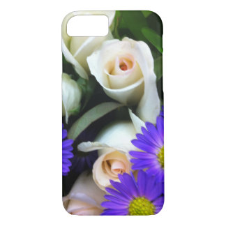 some very pretty flowers to add to your smile iPhone 8/7 case