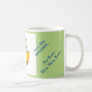 Some Who Wonder Are Lost mug