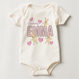 Somebunny love's Emma Baby Bodysuit