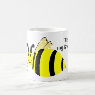SomeBuzzy Loves Me Bumble Bee Mug