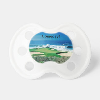 Someday golf baby pacifier
