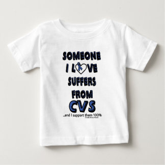 Someone I Love...CVS Baby T-Shirt