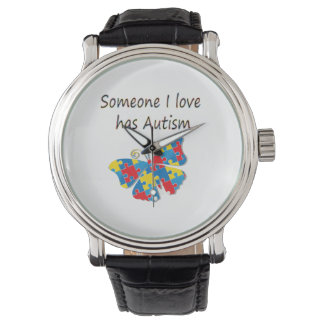Someone I love has autism (multi) Watch
