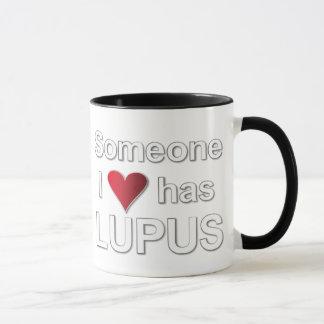 Someone I Love has Lupus Mug