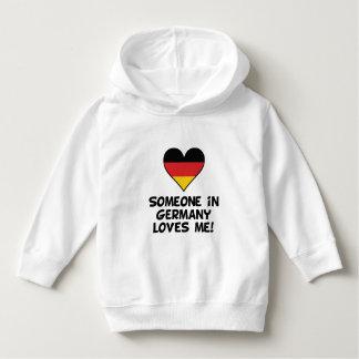 Someone In Germany Loves Me Hoodie