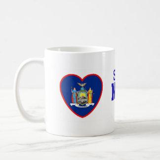 Someone In New York Loves Me Coffee Mug
