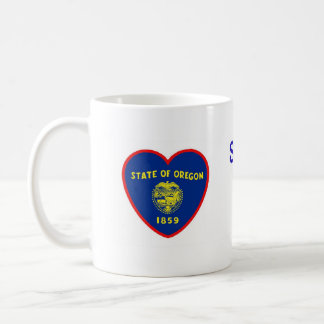 Someone In Oregon Loves Me Coffee Mug