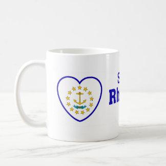 Someone In Rhode Island Loves Me Coffee Mug
