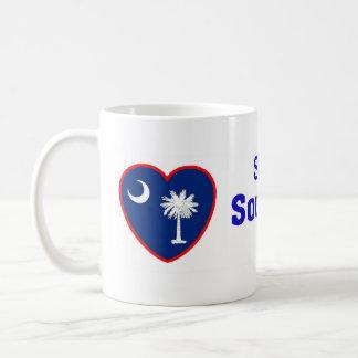 Someone In South Carolina Loves Me Coffee Mug