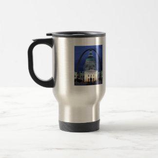 Someone In St. Louis Loves Me Travel Mug