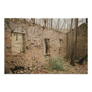 Someone Lived Here Photo Print