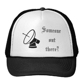 Someone out there hat