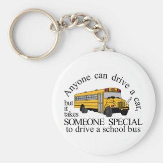 Someone Special Basic Round Button Keychain