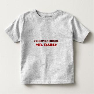 Someone's Future, Mr. Darcy T-shirts
