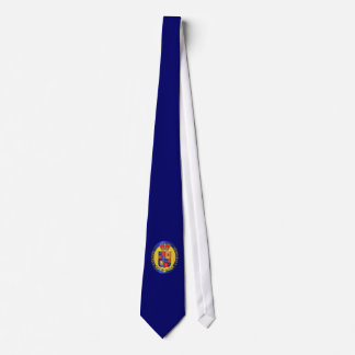 Somerset County seal Tie