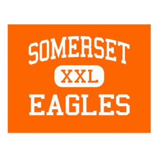Somerset - Eagles - Senior - Somerset Pennsylvania Postcard