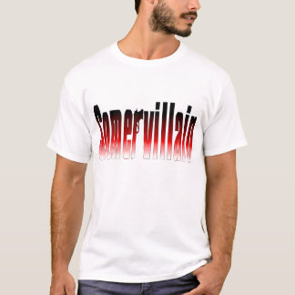 Somervillain Red T-Shirt