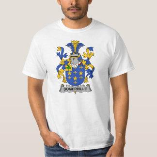 Somerville Family Crest T-Shirt