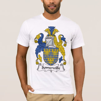 Somerville Family Crest T-Shirt