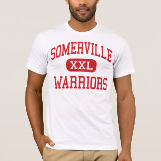 Somerville - Warriors - Middle - Somerville T-Shirt