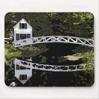 SOMESVILLE BRIDGE MOUSE PAD